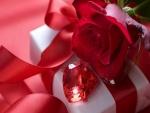 Regalitos rojos para San Valentín