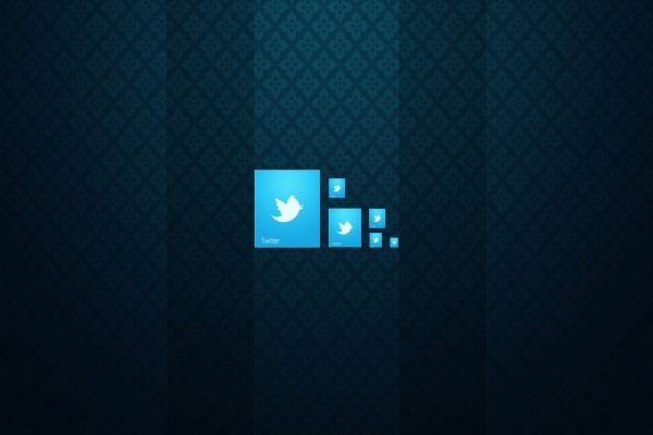 Twitter en diferentes tamaños