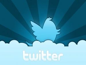 Postal: Twitter en la nube