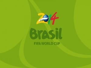 Postal: Brasil 2014 FIFA World Cup