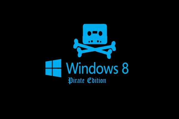 Windows 8 Pirate Edition