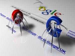 Los robots de Google