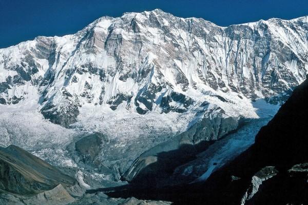 Annapurna en Nepal, Cordillera del Himalaya