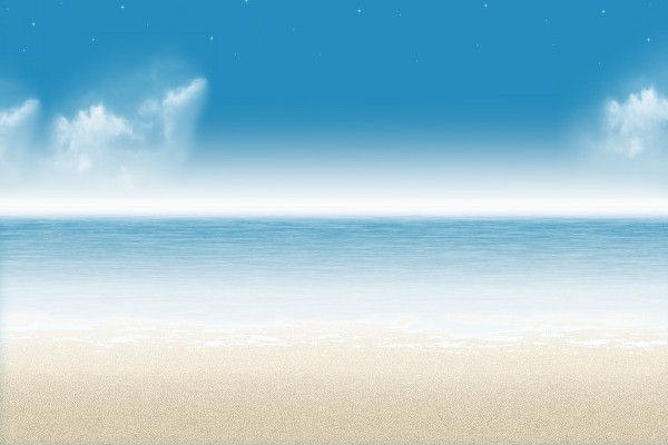 Estrellas en la playa