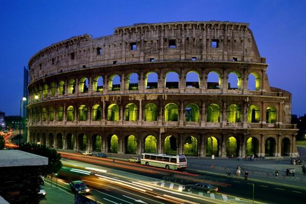 Noche en el Coliseo