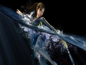 Ataque bajo el agua