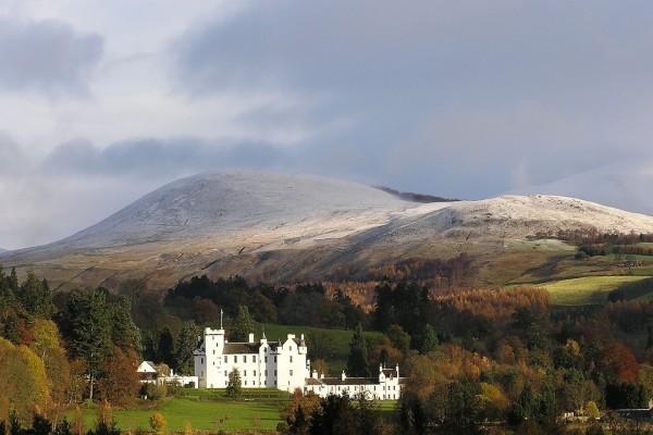 Castillo de Blair, Escocia