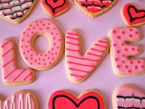 Galletas de amor