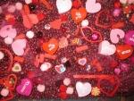 Corazones con mensajes para San Valentín