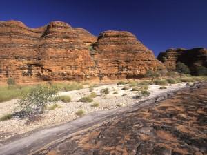 Postal: Parque nacional Purnululu, Australia