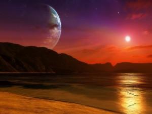 Vida en otro planeta