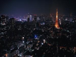 Postal: Oscuridad en Tokio