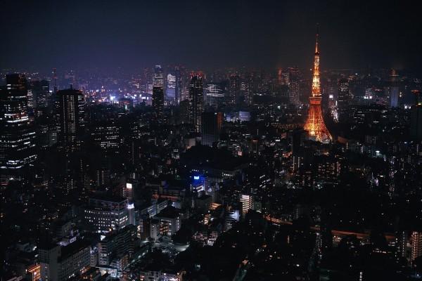 Oscuridad en Tokio