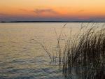 Un gran lago