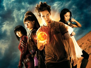 Dragonball Evolution, personajes