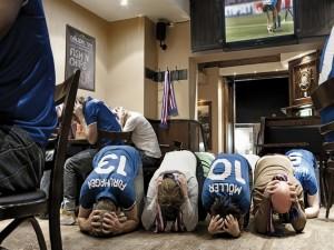 ¡No quieren ver el penalti!
