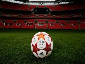 Postal: Balón oficial Champions League