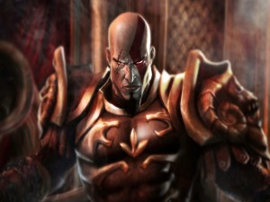 God of War 2 (Kratos)