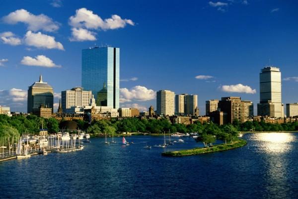 Barrio Back Bay, Boston