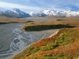 Otoño en Alaska