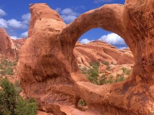 Parque nacional de los Arcos, Utah