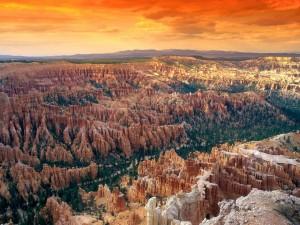 Parque nacional del Cañón Bryce, Utah