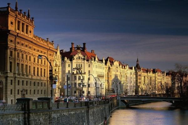 Ciudad en la República Checa
