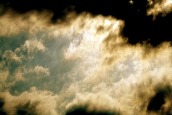 Cielo cubierto
