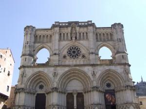 Postal: Catedral de Cuenca