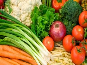 Postal: Come verduras