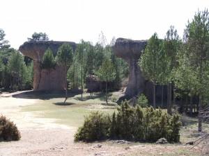 """Formaciones rocosas """"Ciudad Encantada"""" (Cuenca, España)"""