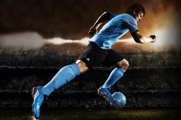 Messi y Adidas