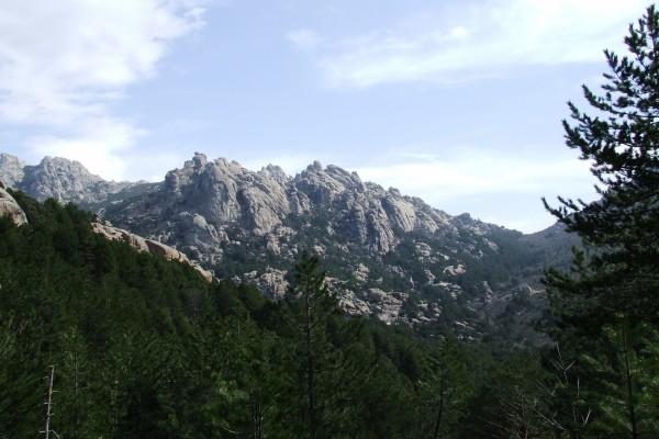 La Pedriza (Sierra de Guadarrama, Madrid)