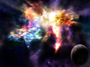 Colores en el espacio