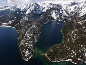 Postal: Lago Tahoe