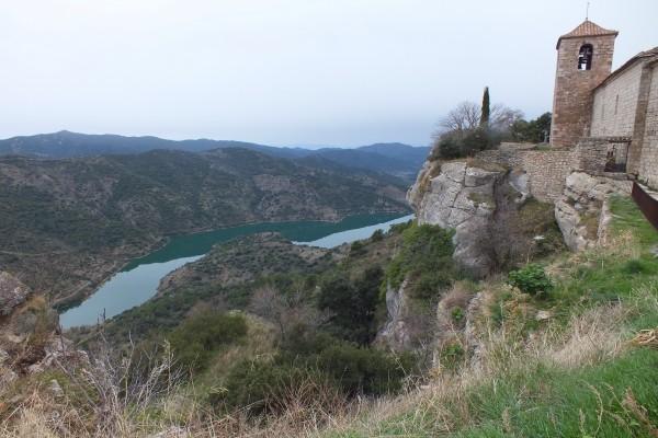 Ermita y pantano