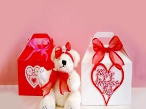 Postal: Regalitos para San Valentín