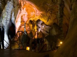 Visita a la cueva