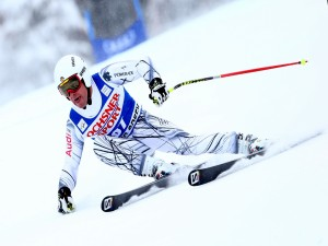 Paul de la Cuesta, esquiador español