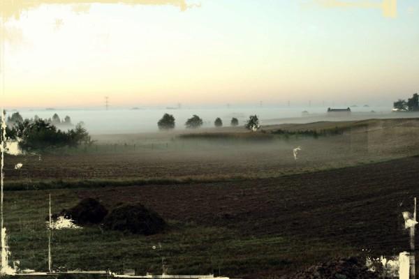 Foto del paisaje
