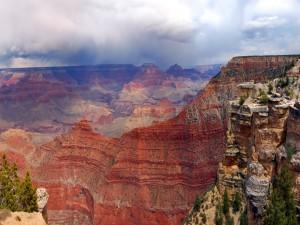 Vistas del Gran Cañón