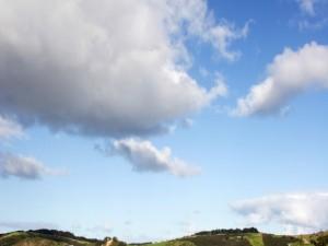 Postal: Las nubes