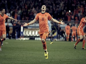 Postal: Arjen Robben