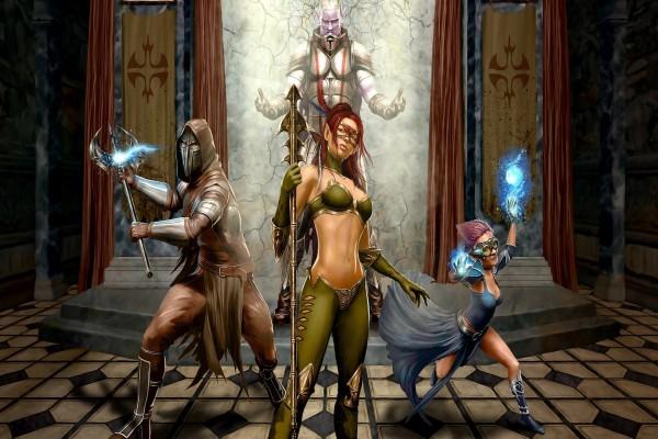 Legends of Norrath Inquisitor
