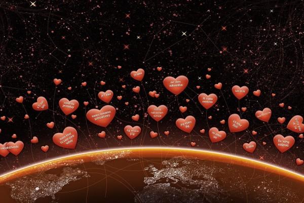 Amor en el mundo