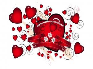 Feliz Día de San Valentín 14 de Febrero