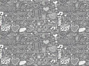 """Dibujos y mensajes """"Feliz Día de San Valentín"""""""