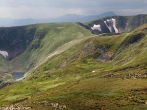 Postal: Verano en la montaña
