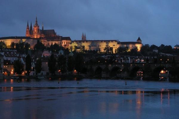 Edificios de Praga