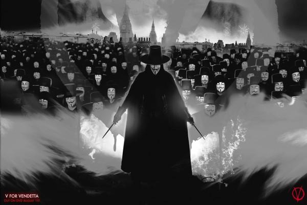 V de Vendetta, la película